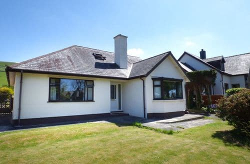 Big Cottages - Captivating Llwyngwril Rental S4929