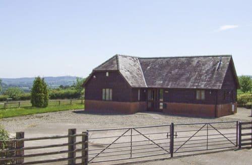 Dog Friendly Cottages - Hill Farm Cottage