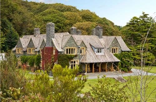 Last Minute Cottages - Plas Gwynfryn