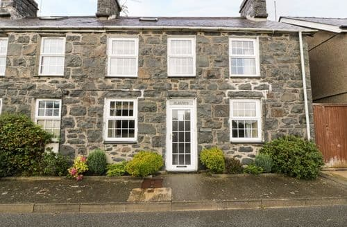 Last Minute Cottages - Attractive Bottwnog Cottage S85781