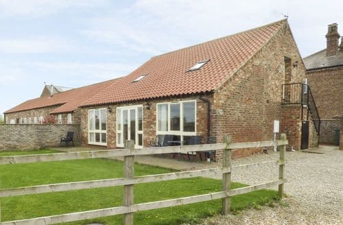 Dog Friendly Cottages - The Cart Shed
