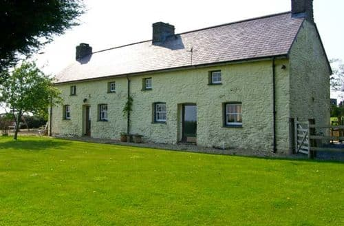 Big Cottages - Exquisite Burry Port Cottage S39281