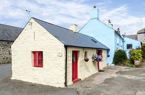 Last Minute Cottages - Ffynnon Tom