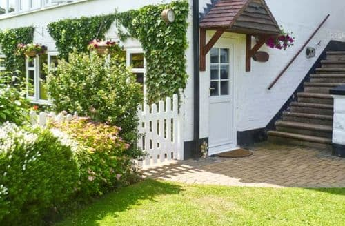 Last Minute Cottages - Severn Bank Lodge