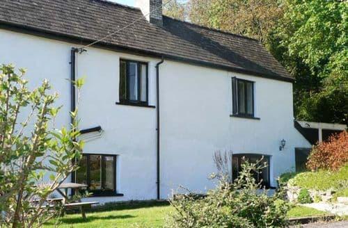 Last Minute Cottages - Old Vicarage Cottage