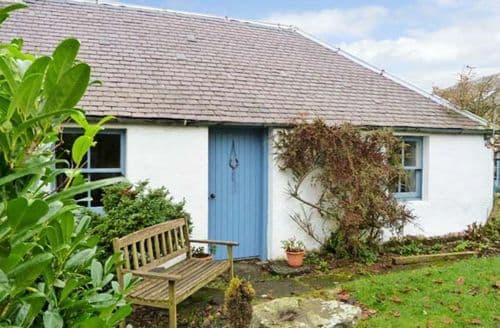 Last Minute Cottages - Luxury Kinross Cottage S5402