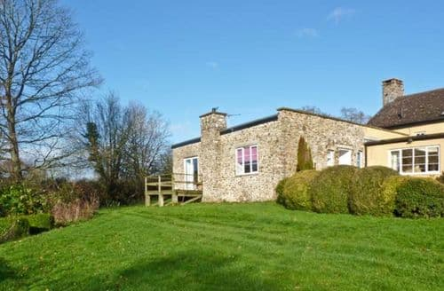 Last Minute Cottages - Old Ford Farm Annexe