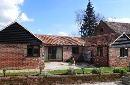 Last Minute Cottages - Oak Tree Barn