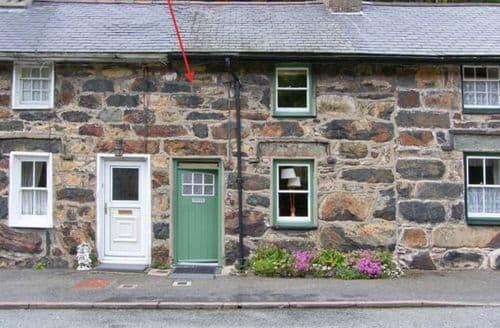 Last Minute Cottages - Stunning Beddgelert Cottage S6890