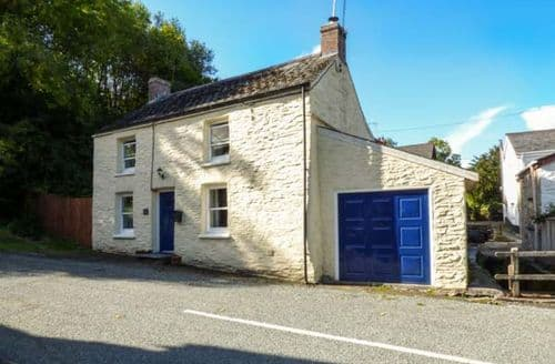 Big Cottages - Beautiful Llanfyrnach Cottage S5521