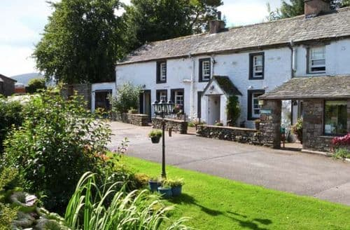 Last Minute Cottages - Gorgeous Lake District Farmhouse