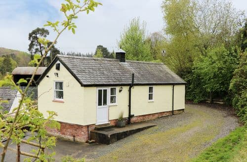Last Minute Cottages - Cosy Ruthin Minffordd S5590