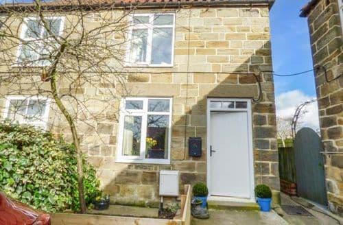 Last Minute Cottages - Quaint Hinderwell Cottage S78585