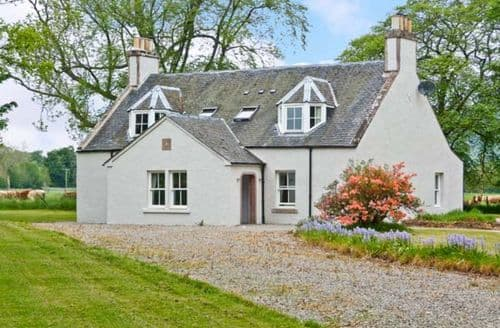 Last Minute Cottages - Splendid Muir Of Ord Urray S5680