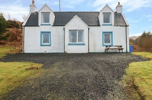 Big Cottages - Wonderful Isle Of Skye House S5747