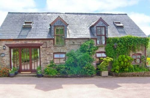 Last Minute Cottages - Luxury Brecon Rental S5809