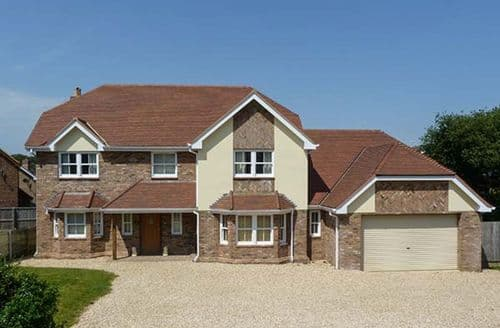 Big Cottages - Excellent Shanklin House S4020