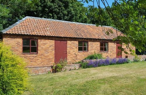 Last Minute Cottages - Gorgeous Lincoln Cottage S2610