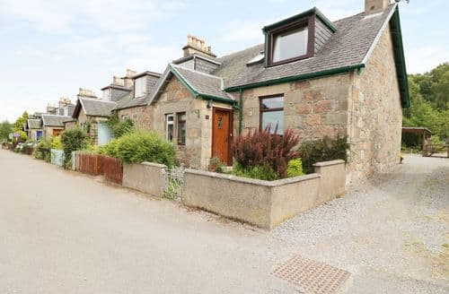 Last Minute Cottages - Captivating Aberlour Cottage S5870