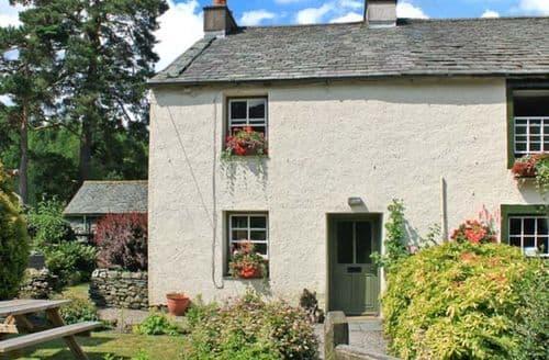 Last Minute Cottages - Nook Cottage