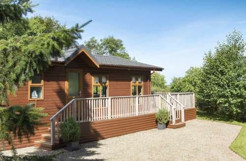 Last Minute Cottages - Exquisite Narberth Lodge S5900