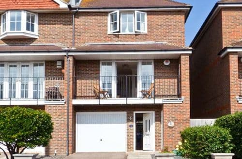 Big Cottages - Adorable Bexhill On Sea Rental S4085