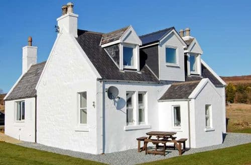 Big Cottages - Cosy Isle Of Skye Cottage S5925