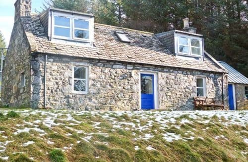 Last Minute Cottages - Inviting Ballindalloch Cottage S5924