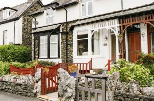 Last Minute Cottages - Excellent Windermere Cottage S82826