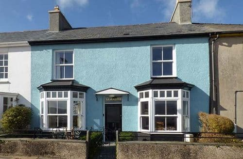 Last Minute Cottages - Lovely Borth Y Gest Rental S25116