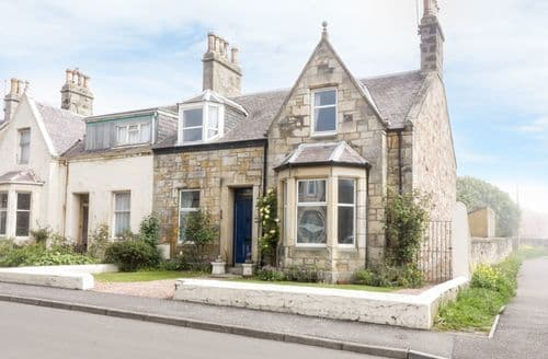 Last Minute Cottages - Cosy Anstruther Cottage S6114