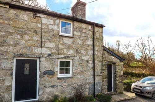 Last Minute Cottages - Bwthyn Crwban