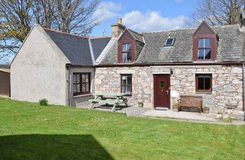 Last Minute Cottages - Captivating Ballindalloch Cottage S6173