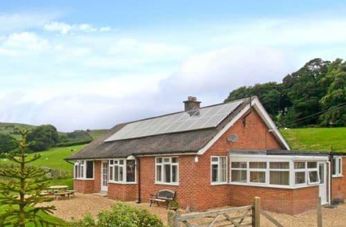 Big Cottages - Gorgeous Knighton Bungalow S6236