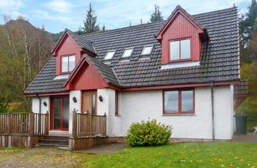 Last Minute Cottages - Charming Kyle Lodge S6268