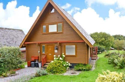 Last Minute Cottages - Luxury Dalbeattie Dubh S6314