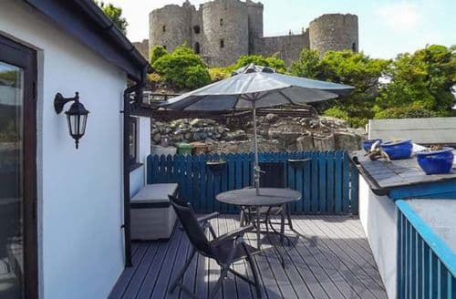 Last Minute Cottages - Stunning Harlech Cottage S37338