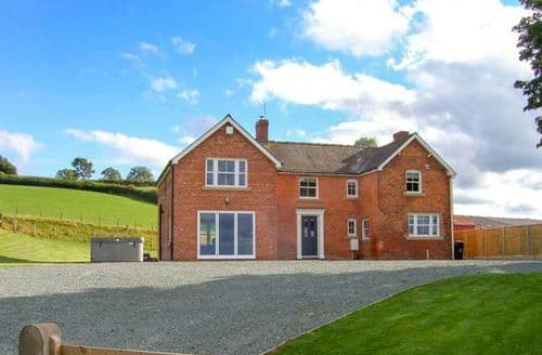 Big Cottages - Splendid Llanfair Caereinion Cottage S37635