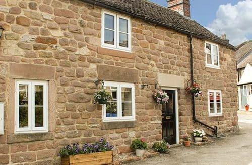 Last Minute Cottages - Gorgeous Cromford Rental S13129