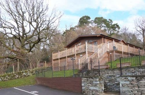 Big Cottages - Splendid White Cross Bay Lodge S4501