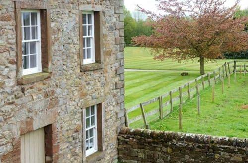 Last Minute Cottages - Park House Cottage