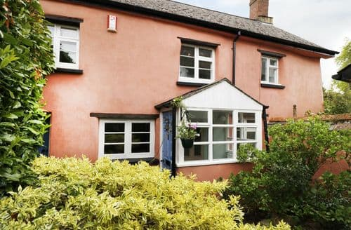 Last Minute Cottages - Lovely Winkleigh Cottage S92458