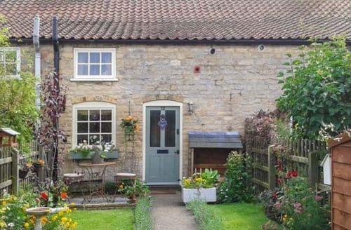 Last Minute Cottages - Splendid Lincoln Cottage S39500