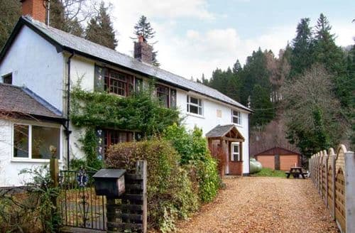 Last Minute Cottages - Forestry Cottage