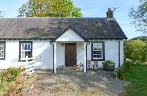 Last Minute Cottages - Attractive Harelaw Rental S13125