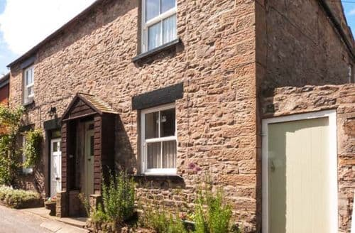 Dog Friendly Cottages - Myrtle Cottage