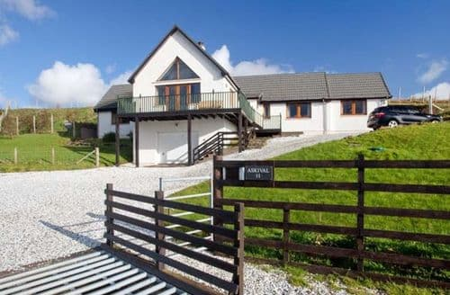 Big Cottages - Stunning Elgol Cottage S12482