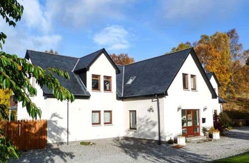 Big Cottages - Splendid Newtonmore Rental S13169