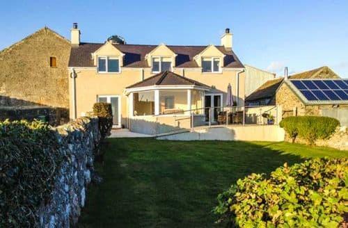 Big Cottages - Exquisite Holyhead Cottage S6626