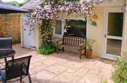 Last Minute Cottages - Cosy Fordingbridge Nook S4616